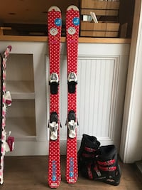 Girl's Roxy Skis and Nordica Boots  Skaneateles, 13152