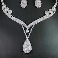 Crystal Necklace MADRID