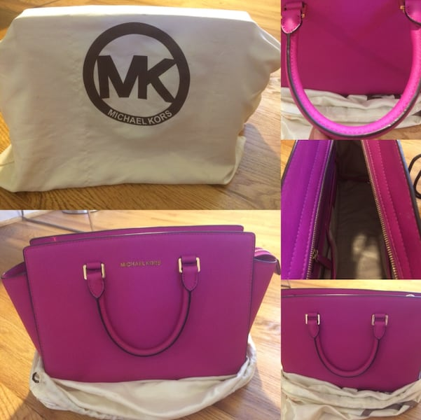 Michael Kors/MK Selma Large-Like New!!! 13d897ba-02aa-422e-9265-ce235c2e2580