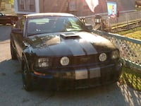 2007 Ford Mustang York