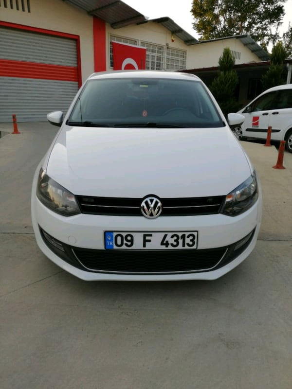 2013 Volkswagen Polo 1.4 85 HP CHROME EDITION 23a09f0d-bbeb-465a-be50-0ef4aece547a