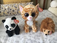 Ty Stuffed Toys New! Mississauga