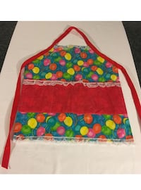 NHandmade new child's one of a kind full apron