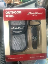 Eddie Bauer outdoor tool brand new never opened Chelsea, 48118