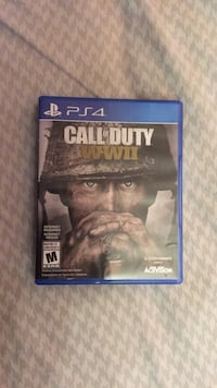 Call of duty advanced warfare ps4 game case Winnipeg, R2C 4G9