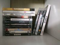 PS3 and Wii games Guelph