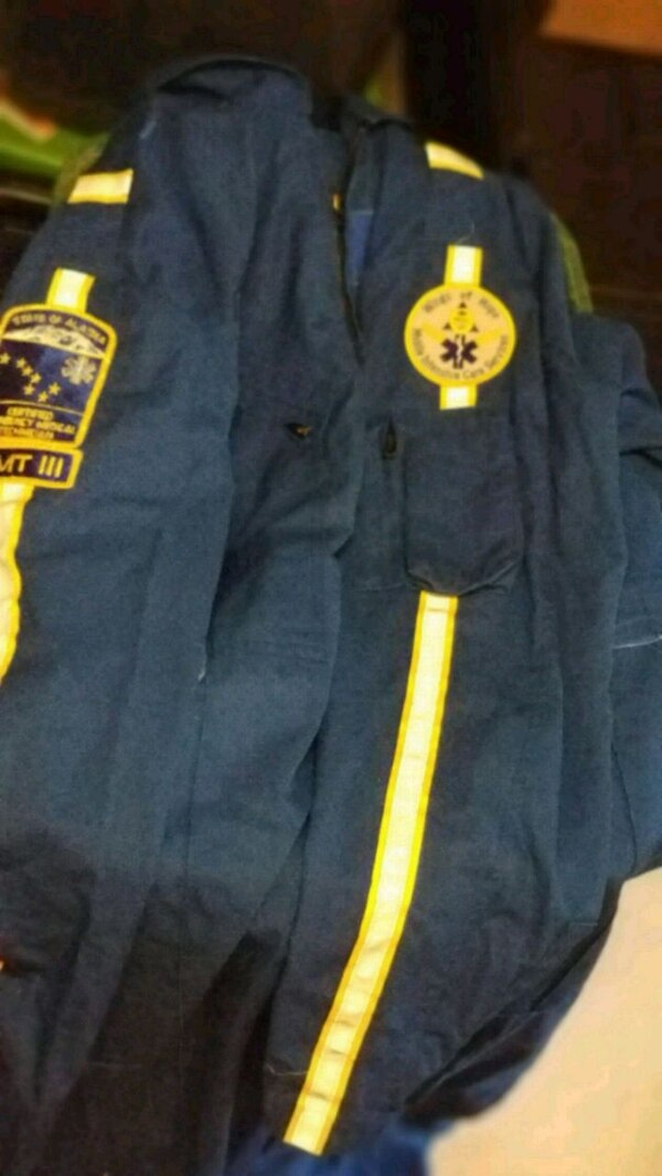Used Flight Suit ae4c6078408