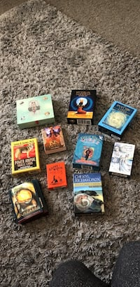 Tarot and Oracle Decks 446 mi
