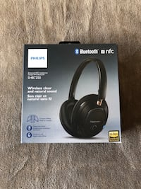 Philips Wireless Headphones  Toronto, M3H 2V7