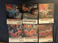 Mopar performance engine manuals and books Spring, 77373