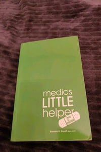 Medics little helper 2nd edition Toronto, M2J 2H8