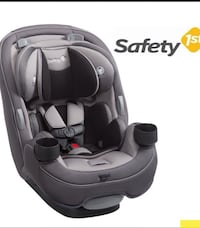 NEW* SAFETY FIRST 3 IN 1CAR SEAT Richmond Hill, L4C
