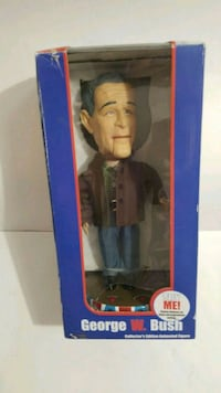 item 1 Collectible George W. Bush Collector's Ed.  Ashburn, 20147