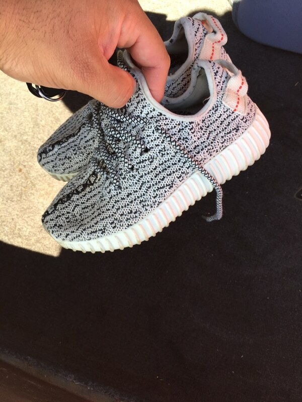 info for e61dc bcdd8 Kids Y1 adidas yeezy boost 350