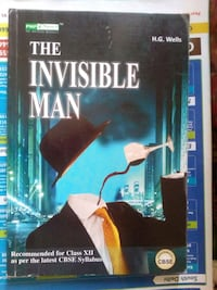 The invisible man novel  Ghaziabad, 201009