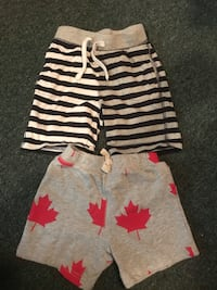 2T Toddler Shorts  Toronto, M9W 3W7