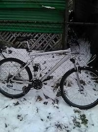 Aluminum and black GT aggressor 26 inch mountain