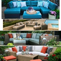 $200 off all Brand New Sectional Patio Sets  San Diego, 92109