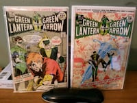 Green Lantern #85 and #86 comics Belleville