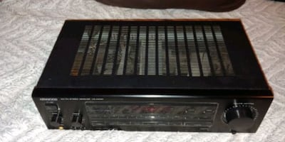 Kenwood Am-Fm Stereo Receiver