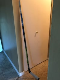 Left handed warrior hockey stick. Edmonton