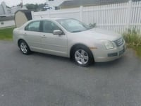 2008 Ford Fusion Jessup
