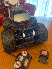 Fast Line R/C car with remote control  Laval, H7W