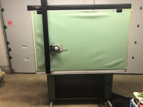 Vemco Mark 12 drafting machine. This is an electric model. I will deliver for free within a fifty mile radius of Troutdale Oregon