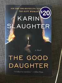 The Good Daughter by Karin Slaughter Toronto, M1P 3A6