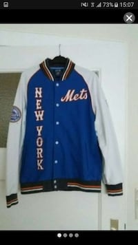 New York Mets Jacke original M Ganderkesee, 27777