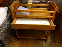 Baby changing table 177 mi