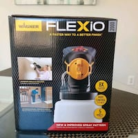 New WAGNER FLEXIO 2000 paint spray system with additional  nozzle. Germantown, 20874