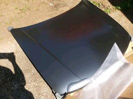 1993 Honda Accord ex hood and driver side fender p