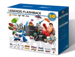 Legends Flashback 50 Game Console - NEW