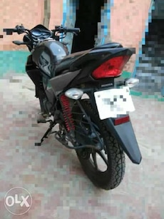 Honda CB Twister 2011 Model