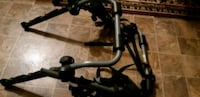 DULEXE SportRack Back Up 3 Trunk-Mount Bike Carrier (pick up Airdrie)