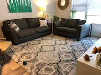 Couch, love seat and rug. Charlotte, 28203
