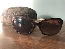 AUTHENTIC COACH WOMEN's SUNGLASSES FOR SALE
