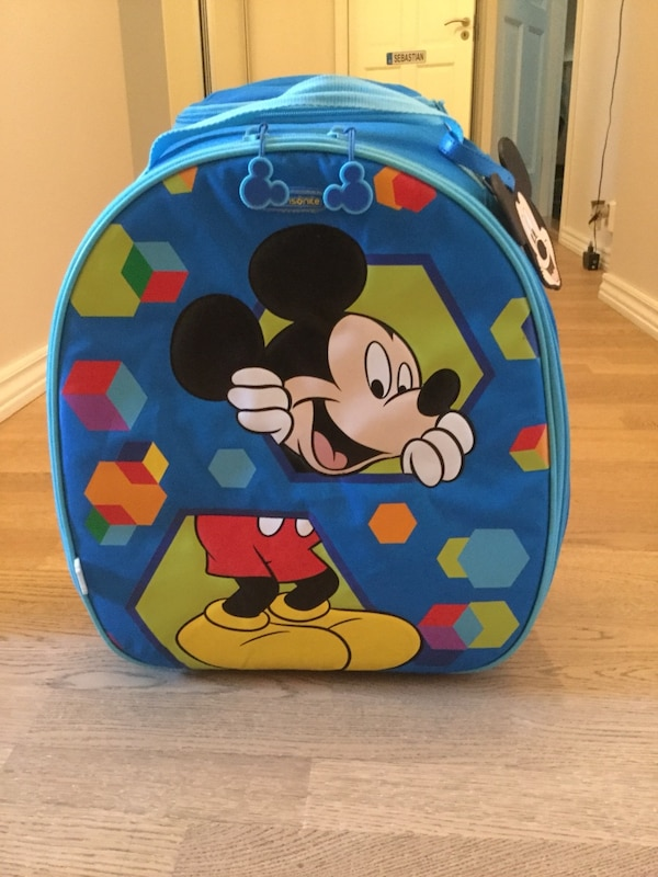 Samsonite Disney Mickey Mus/ Mickey Mouse barnekoffert