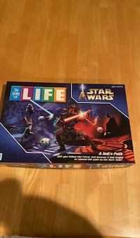 The Game of Life Star Wars Edition Board game Murrells Inlet, 29576