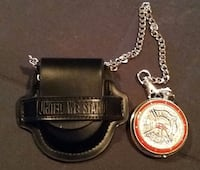 9/11 commemorative Pocket watch Fire Rescue Spring Hill, 34609