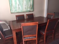 Kitchen table and chairs Brampton