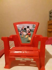 Mickey mouse chair Sioux Falls, 57108