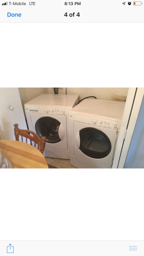 Washer and dryer 43a3895c-bfa3-4f0d-8dbd-18ca46e94c16
