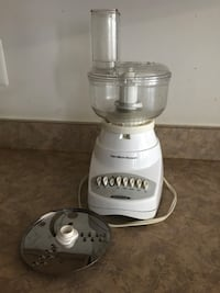 Hamilton beach food processor  Chantilly