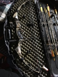 Browning compound bow Bonnyville, T9N 1X5