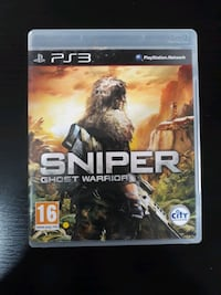 SNIPER GHOST WARRIOR ( PS3 ) Manavkuyu Mahallesi, 35535