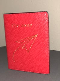 red Kate Spade leather wallet Silver Spring, 20902