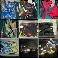 nike black basketball shoes Clearwater, 33755