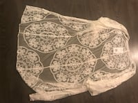 white and gray floral textile 3753 km